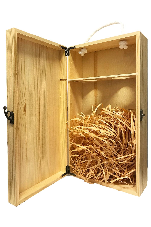 1a whisky holzbox f r 2 flaschen mit hakenverschluss getraenke ist ihr preiswerter. Black Bedroom Furniture Sets. Home Design Ideas