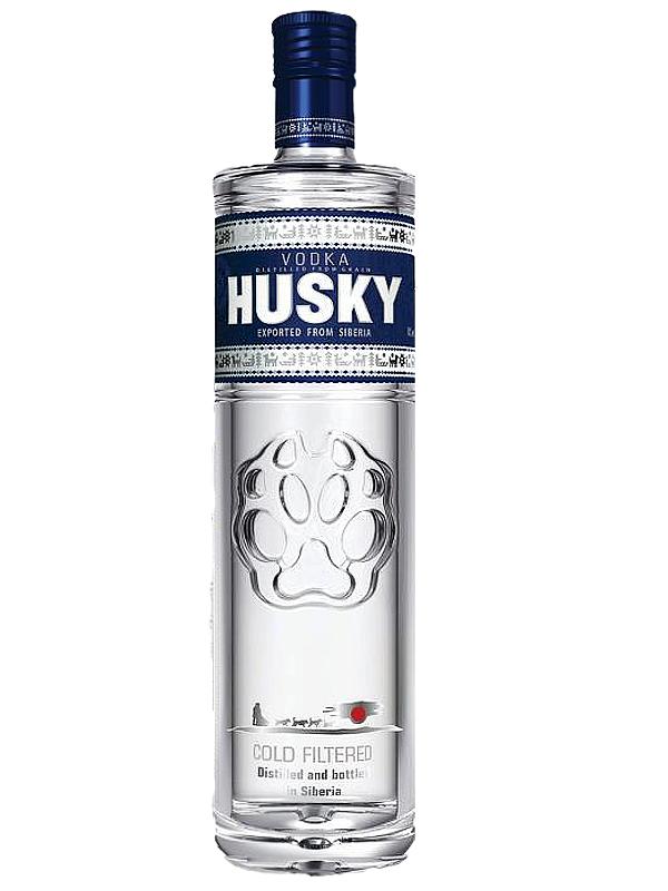Husky russischer Vodka 0,50 Liter - Getraenke-Handel.com ist Ihr ...