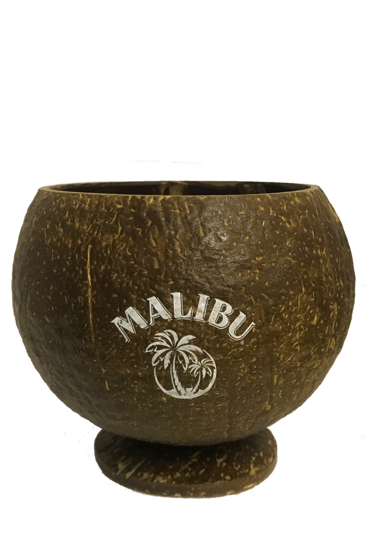 Malibu Gl/äser mit Eichstrich 2 /& 4 xl 6 St/ück