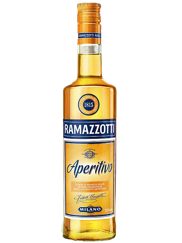 Ramazzotti Aperitivo NATURALE aus Italien 0,7 Liter - Getraenke ...
