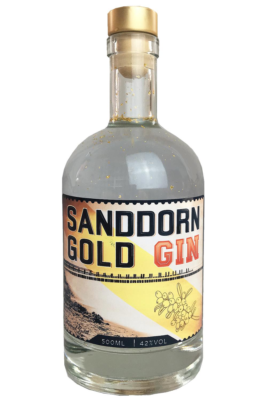 SANDDORN GOLD GIN 0,5 Liter 42% - Getraenke-Handel.com ist Ihr ...