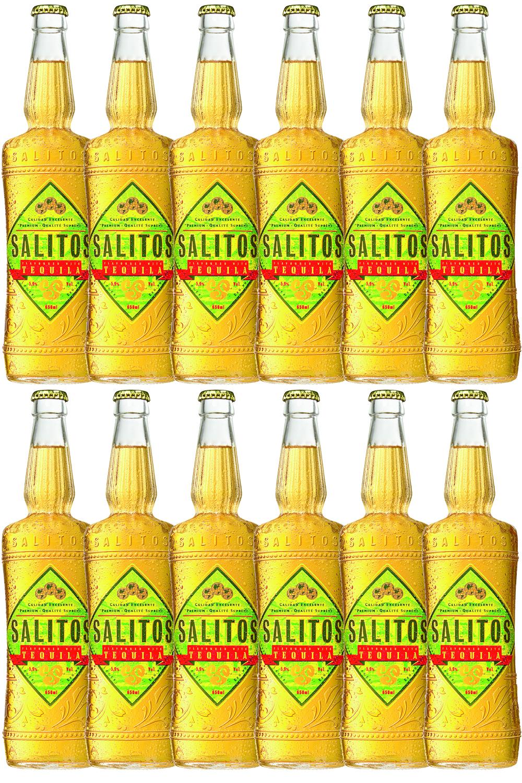 Salitos Tequila Bier 12 x 0,65 Liter - Getraenke-Handel.com ist Ihr ...