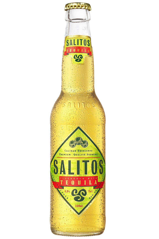 Salitos Tequila Bier Mixgetränk in GLASFLASCHE 0,33 Liter ...