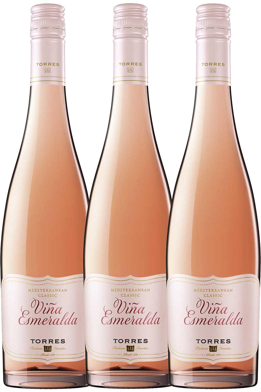 Torres Miguel Spanien VINA ESMERALDA ROSE Wein 3 x 0,75 Liter ...