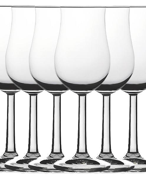 whisky nosing gl ser kelchglas bugatti mit eichstrich 2cl und 4cl 6 st ck getraenke. Black Bedroom Furniture Sets. Home Design Ideas